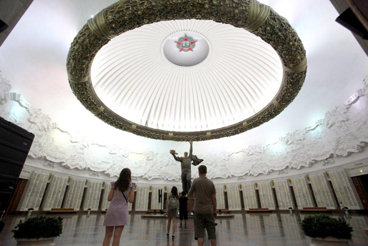 Рекордное количество человек бесплатно посетили музеи Москвы в новогодние каникулы