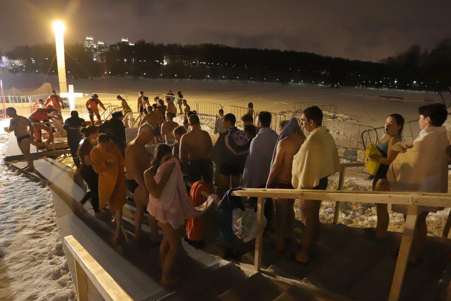 Определены места для проведения традиционных крещенских купаний