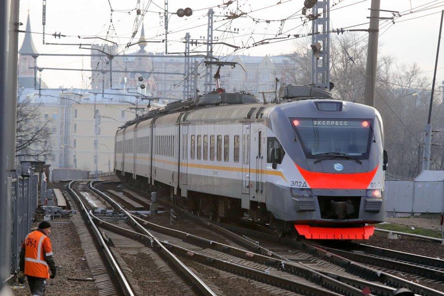 Расписание электричек на Киевском направлении МЖД изменится с 20 по 24 января
