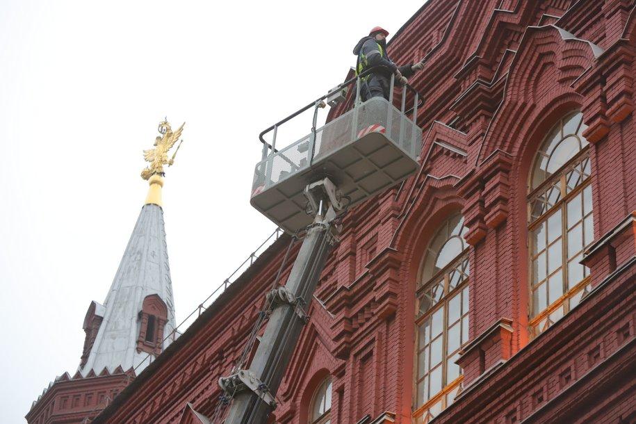 Пять объектов в историческом центре Москвы выставлены на продажу и аренду