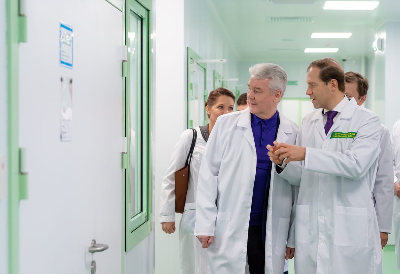 Московский эндокринный завод обеспечивает почти 100% онкологических больных лекарствами