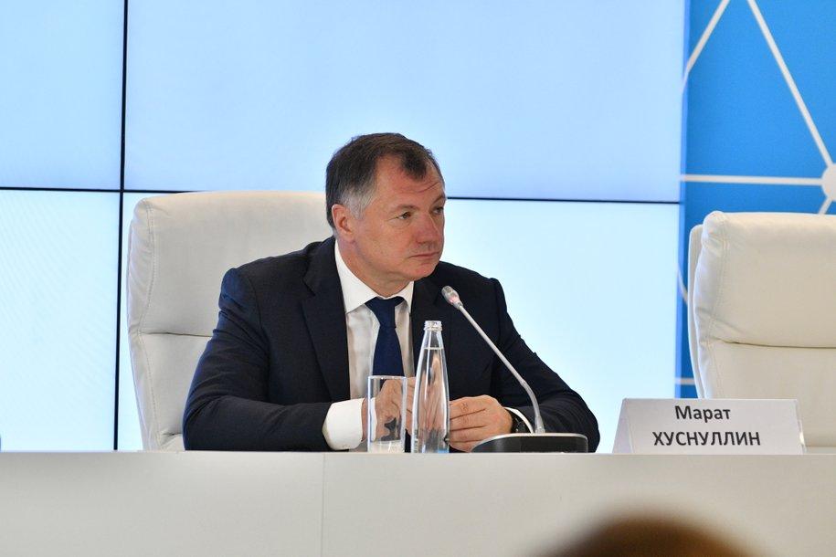 Марат Хуснуллин назначен вице-премьером Правительства Российской Федерации по строительству