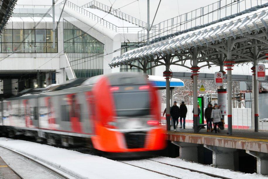 Сергей Собянин открыл ТПУ между платформой НАТИ и станцией МЦК «Лихоборы»