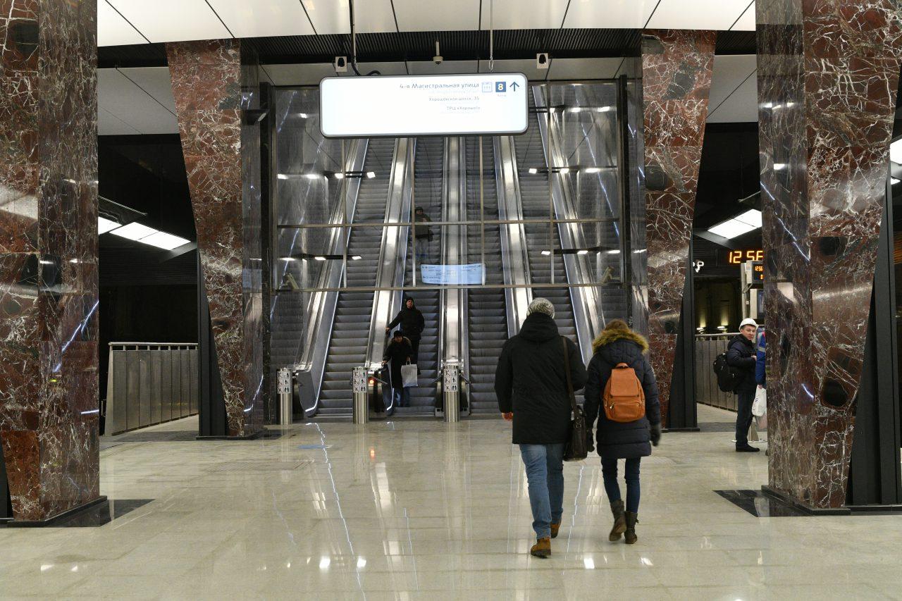 Фотовыставка «За что я люблю Россию» открылась в галерее на станции метро «Выставочная»