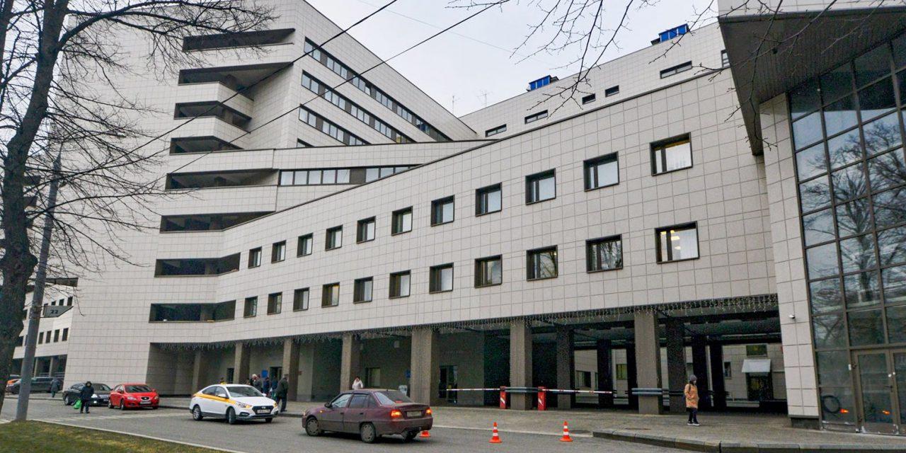Корпус № 11 Боткинской больницы ждет реставрация