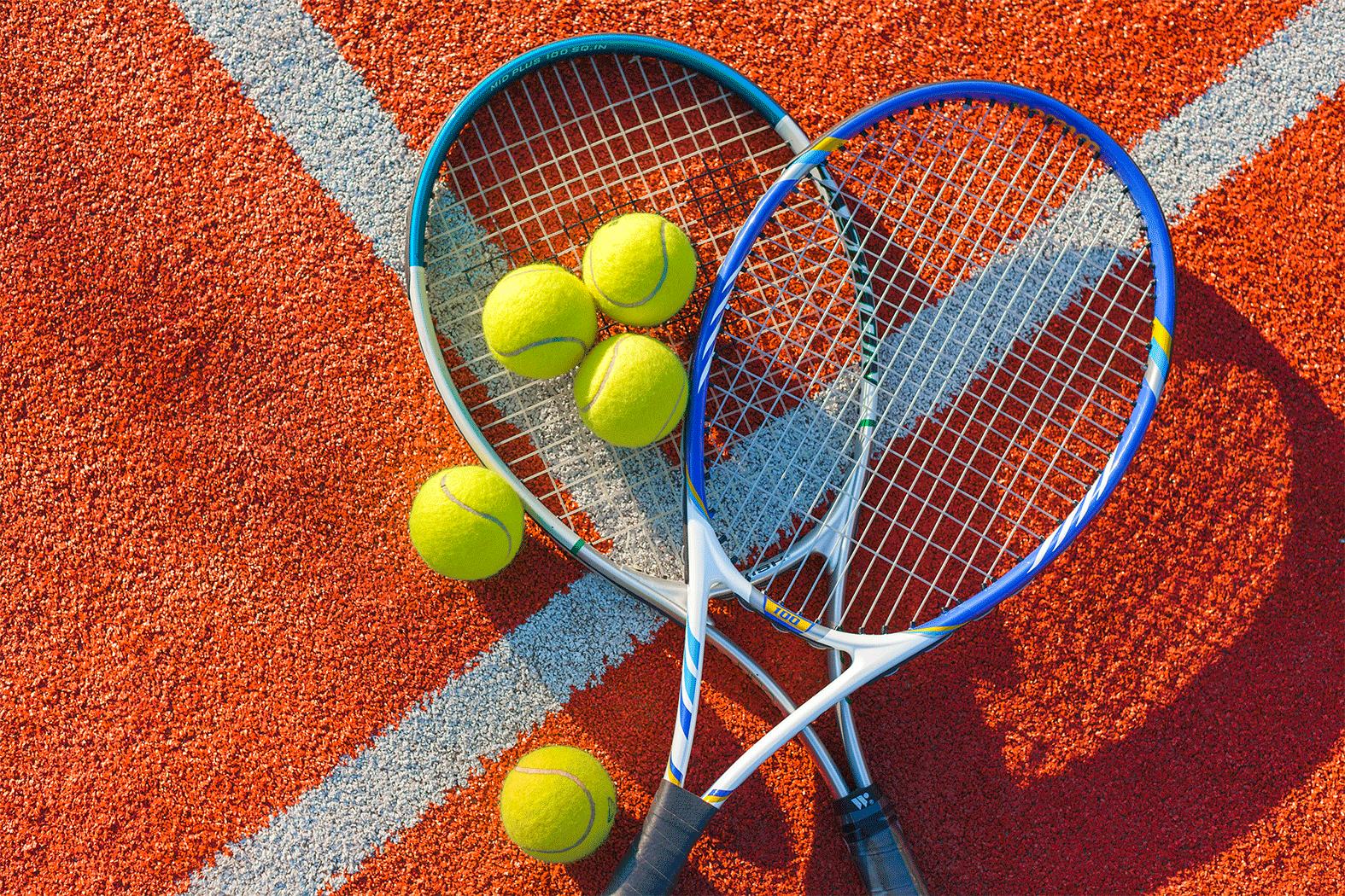 Теннисный центр запустят на территории Сколкова