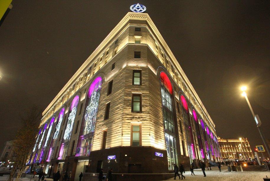 Пять гостиниц Москвы попали в ежегодный рейтинг лучших отелей мира