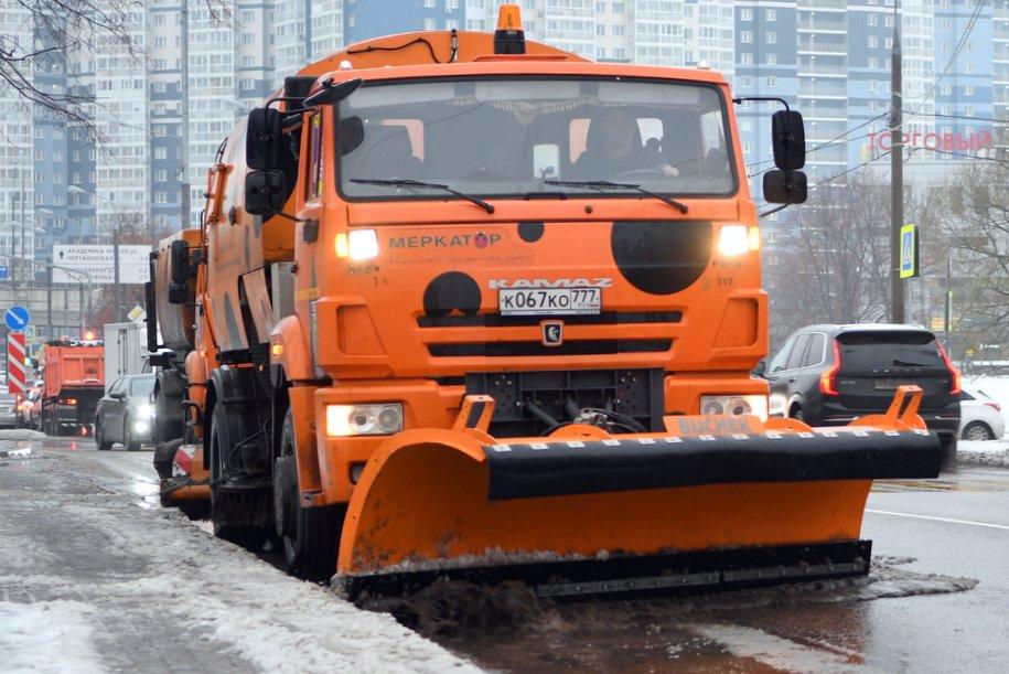 Синоптики прогнозируют мокрый снег и дождь в ближайшие часы в столичном регионе
