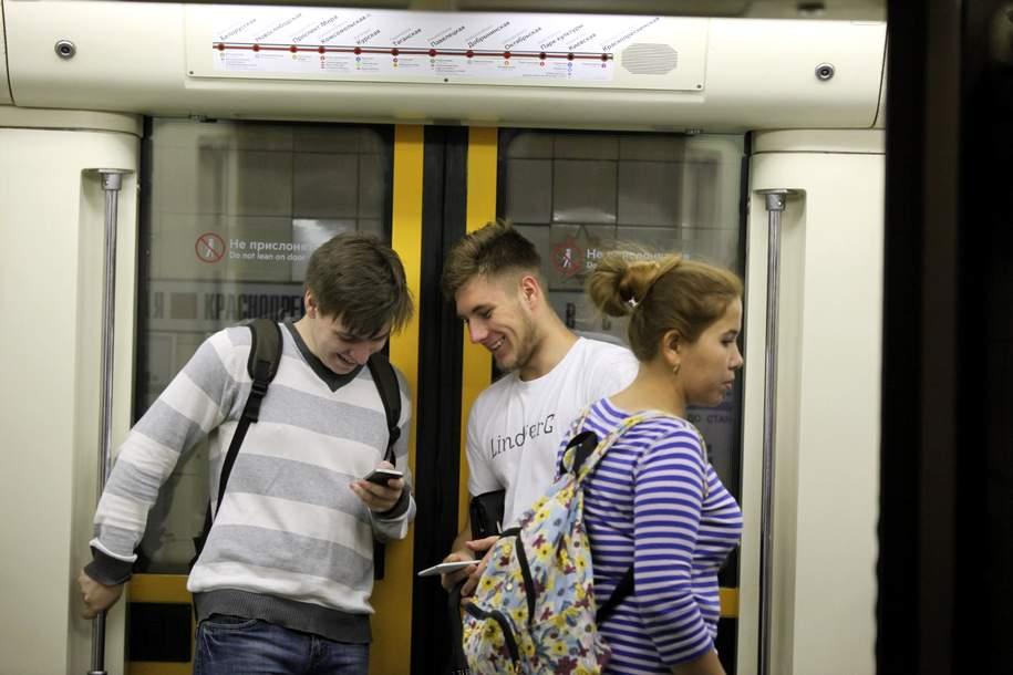 В поездах МЦД в 2020 году установят 430 точек бесплатного Wi‑Fi