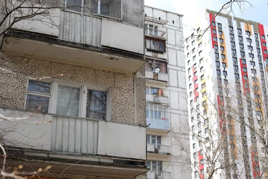 На юге Москвы введен в эксплуатацию первый дом по реновации в этом году