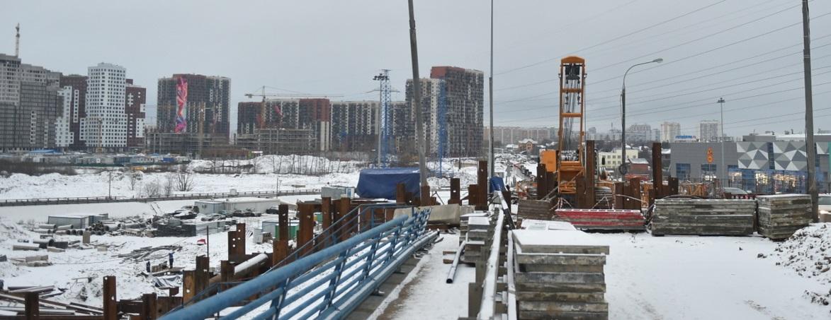 Родниковую улицу соединят с Киевским шоссе