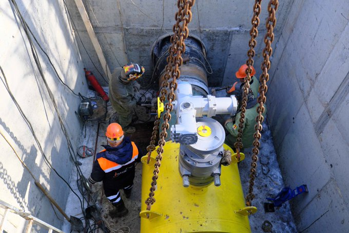 В ТиНАО развернулось строительство газопроводов — Собянин