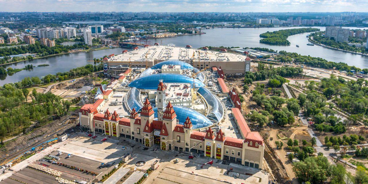 Станцию метро «Парк чудес» планируется открыть в составе будущей Бирюлевской линии у «Острова мечты»