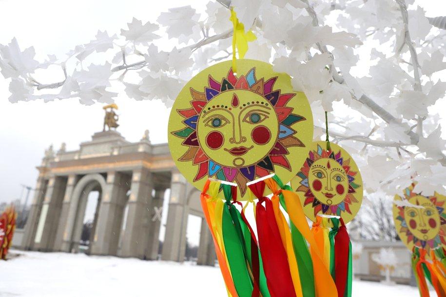 Масленичные гулянья пройдут 29 февраля и 1 марта в столичных парках