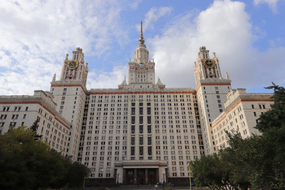 МГУ признали одним из лучших университетов мира