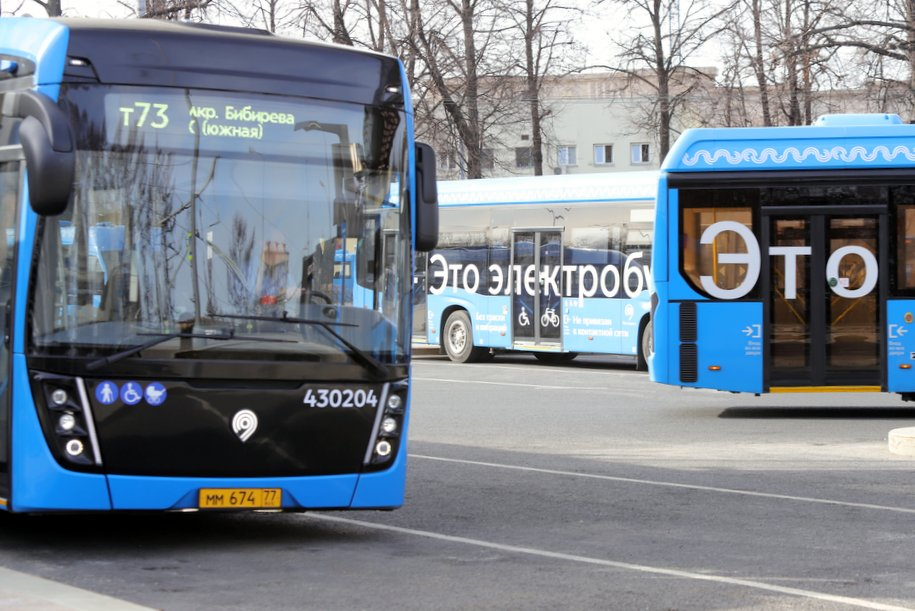 Электробусы перевезли более 30 миллионов пассажиров с момента начала работы