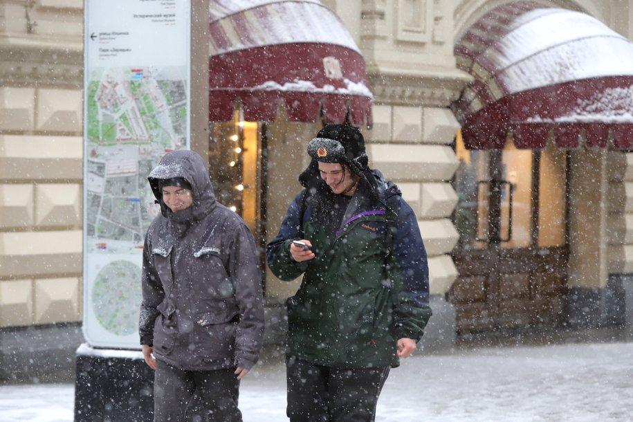 Декабрь и январь в Москве оказались самыми мрачными за весь период метеонаблюдений