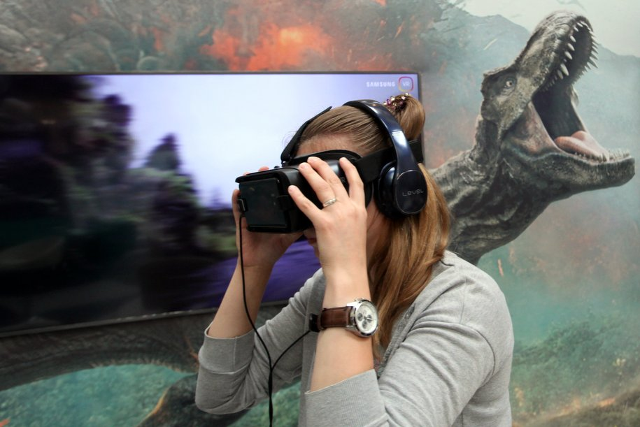 Уникальный VR-парк вертикального типа создадут в ТиНАО