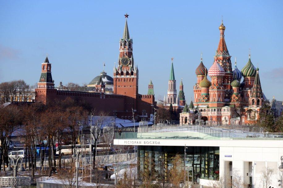 За девять лет число туристов в Москве выросло почти вдвое