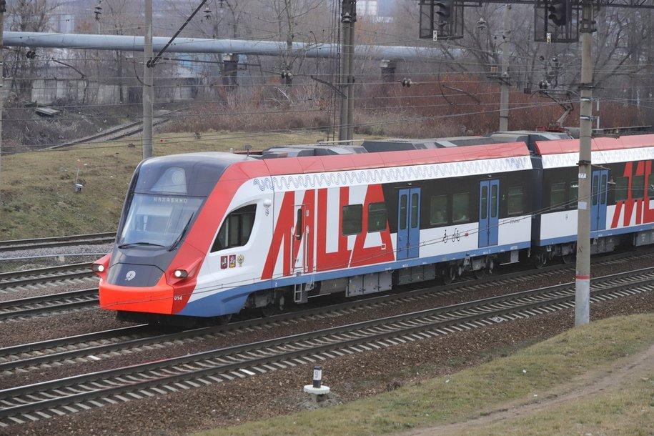 Бесплатный Wi-Fi: более 400 точек доступа появится в новых поездах МЦД