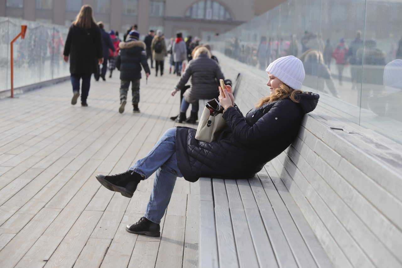 Воздух в Москве прогреется до 7 градусов на предстоящей неделе