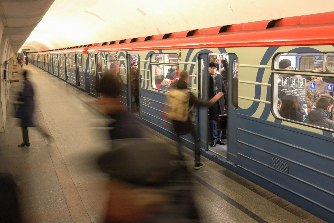 Движение поездов на «зелёной» ветке метро введено в график