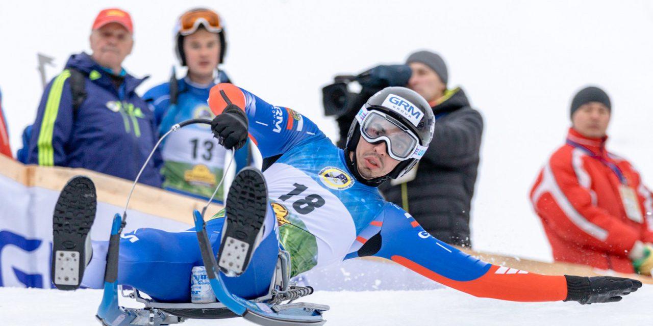 Чемпионат Европы по санному спорту на натуральной трассе пройдет на Воробьевых горах
