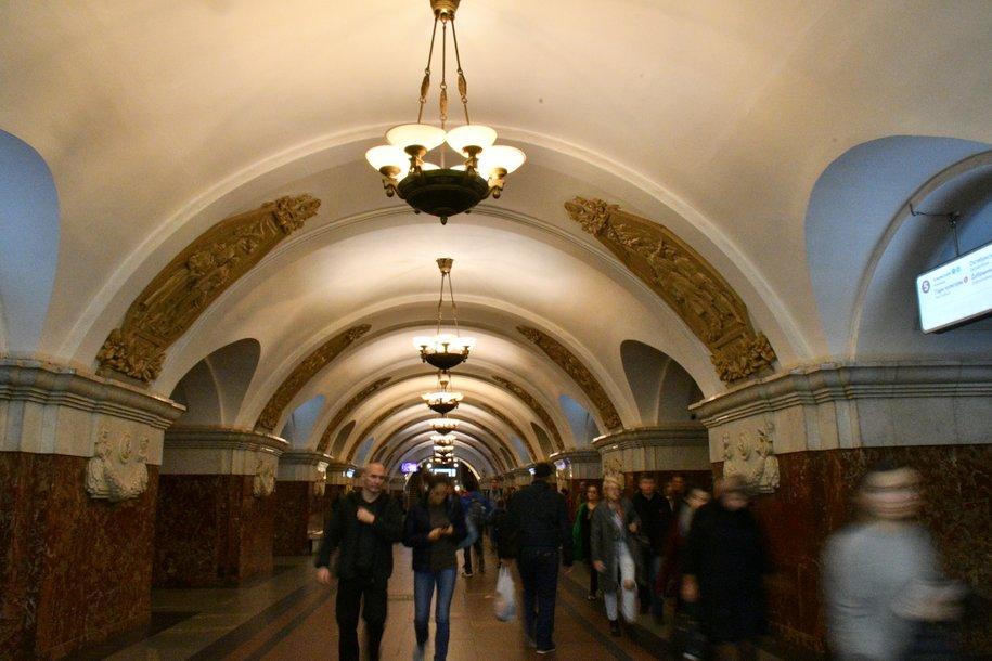 Началась реконструкция Кольцевой линии метро — Собянин