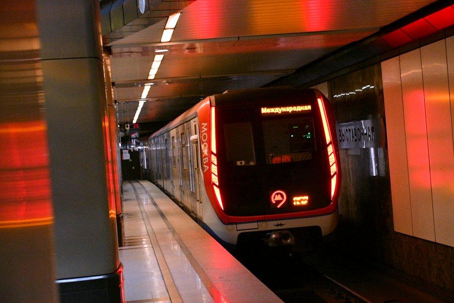 Отправить валентинку можно из метро