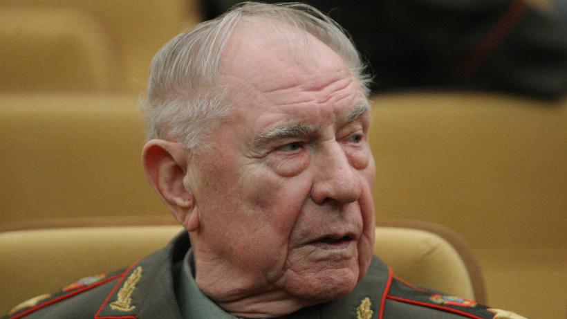 Последнего советского маршала Дмитрия Язова похоронят в Мытищах