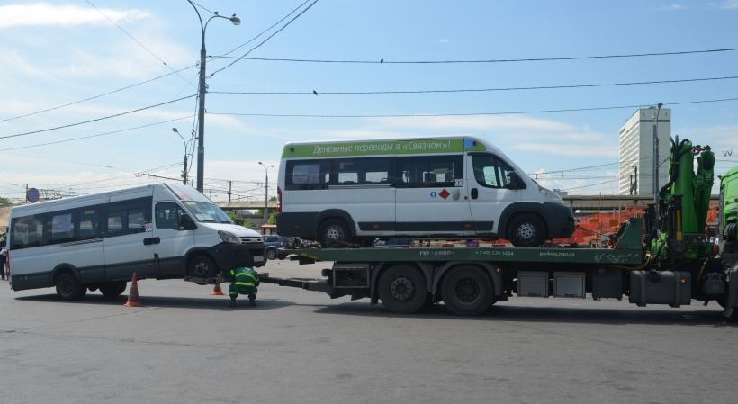 Ространснадзору передали новый спецавтотранспорт