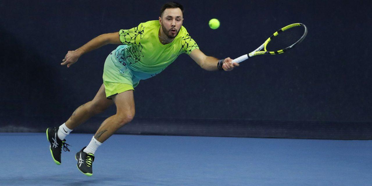 Зимний чемпионат Москвы по теннису состоится в Лужниках
