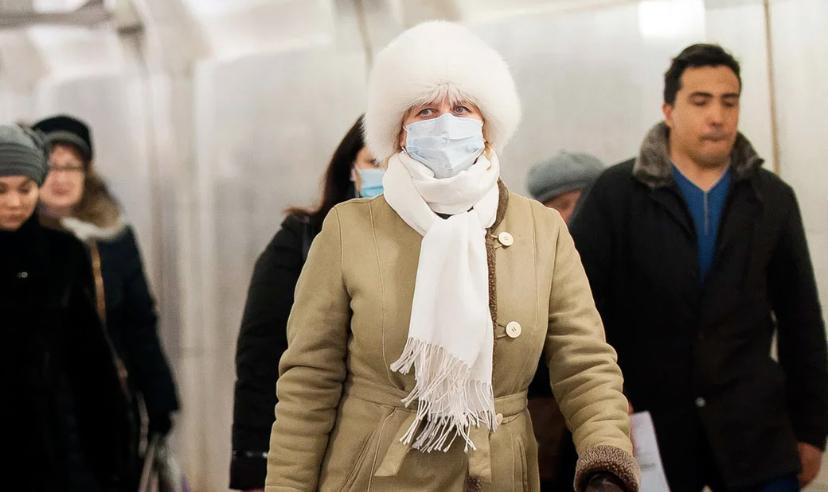 В Москве введён запрет на проведение массовых мероприятий