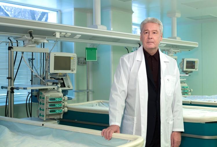 Сергей Собянин попросил работодателей перевести сотрудников на удаленную работу