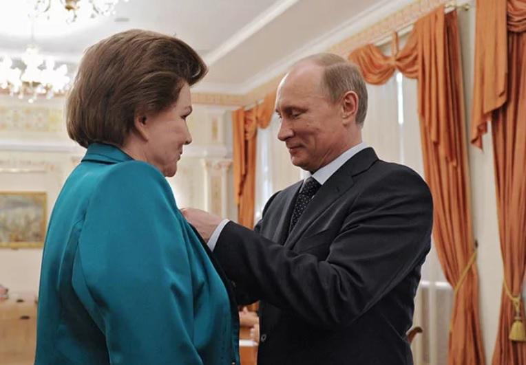 Валентина Терешкова предложила обнулить президентские сроки