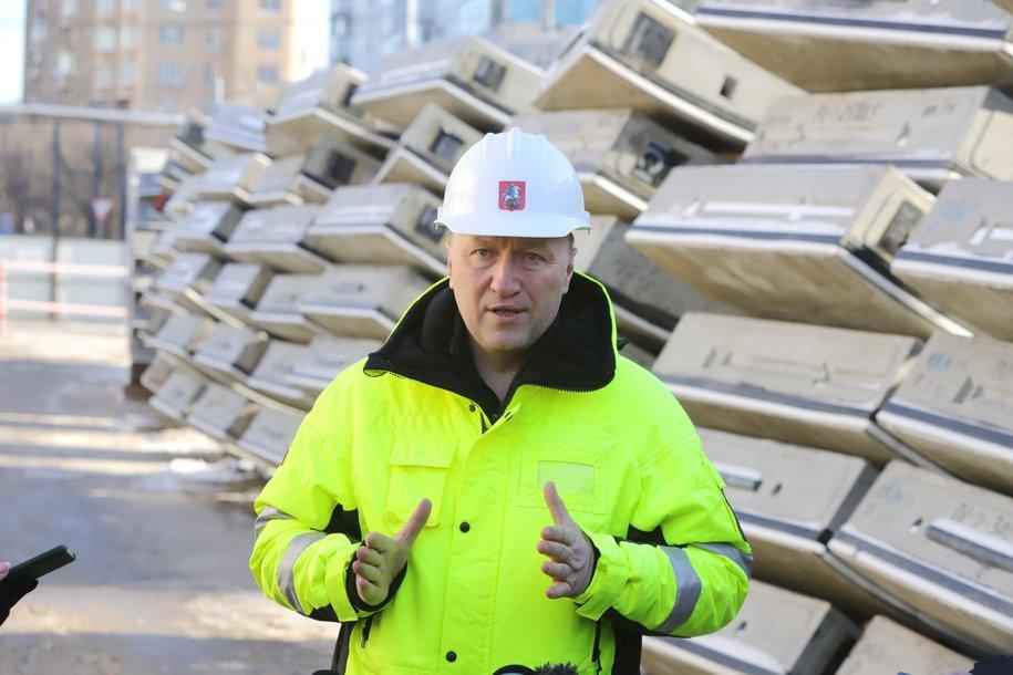 В ближайшее время завершится демонтаж строительного городка с территории инфекционного центра