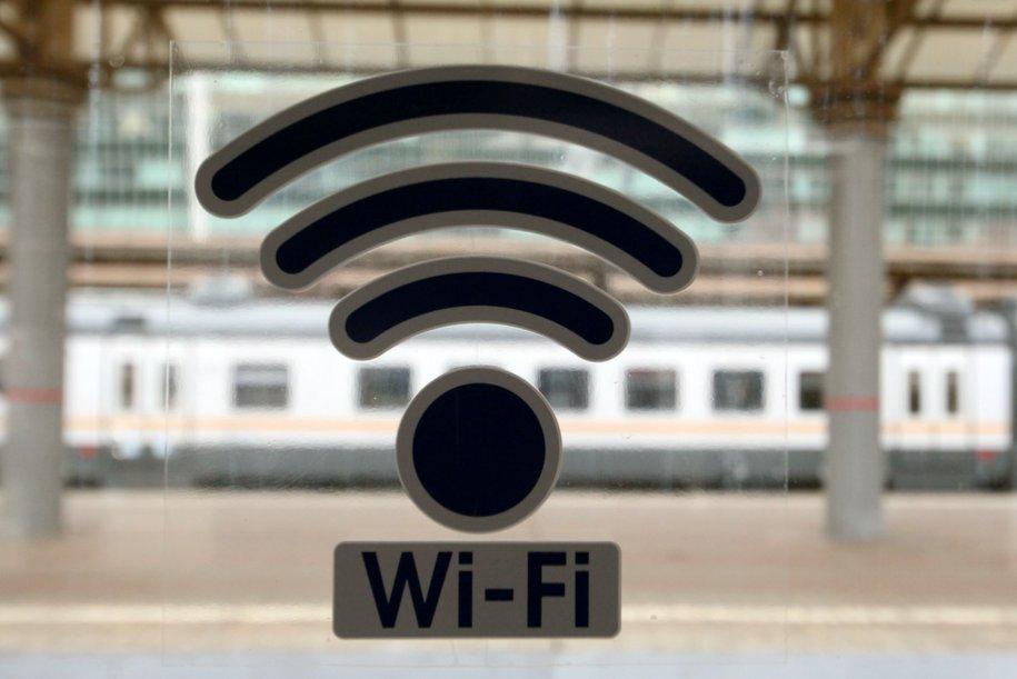 В наземном транспорте Москвы отключили Wi-Fi