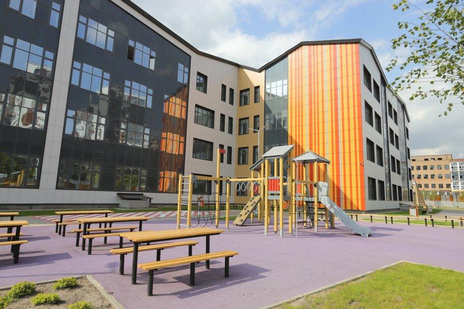 В ближайшие годы в Некрасовке построят пять детских садов и школ