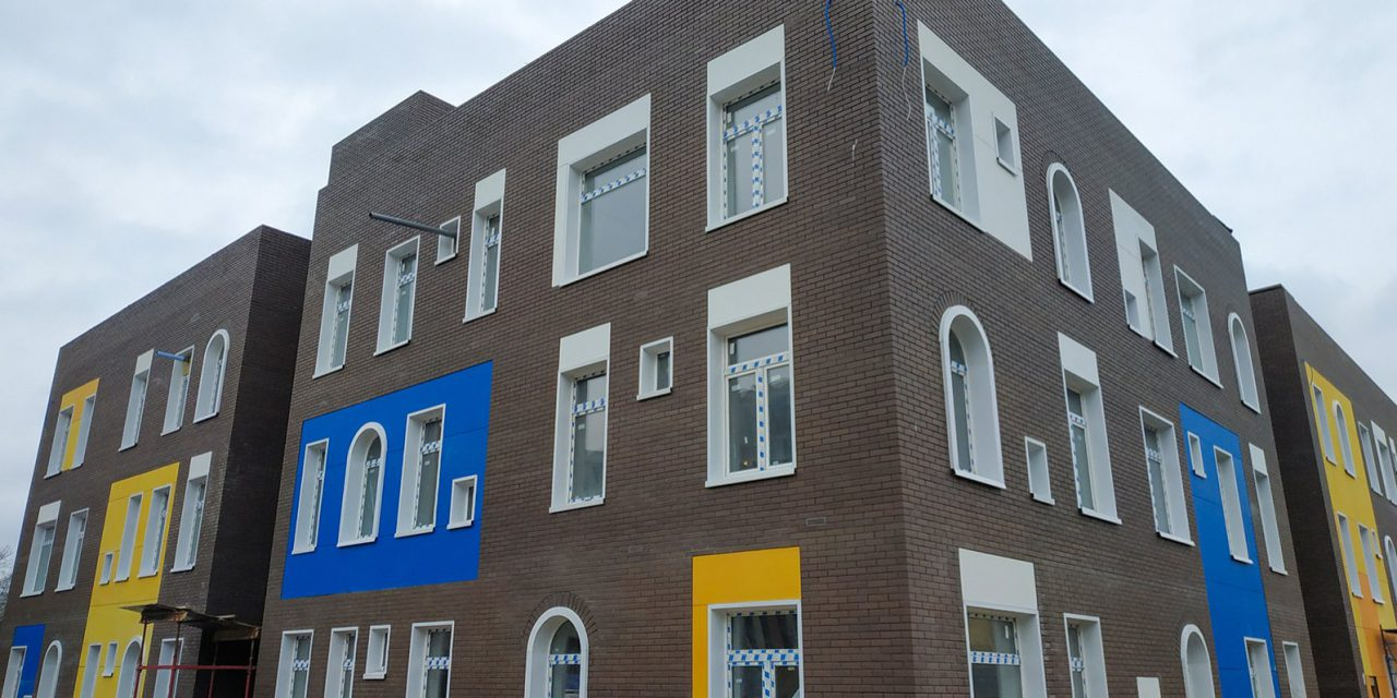 На территории бывшей промзоны «ЗИЛ» откроется детский сад на 250 мест