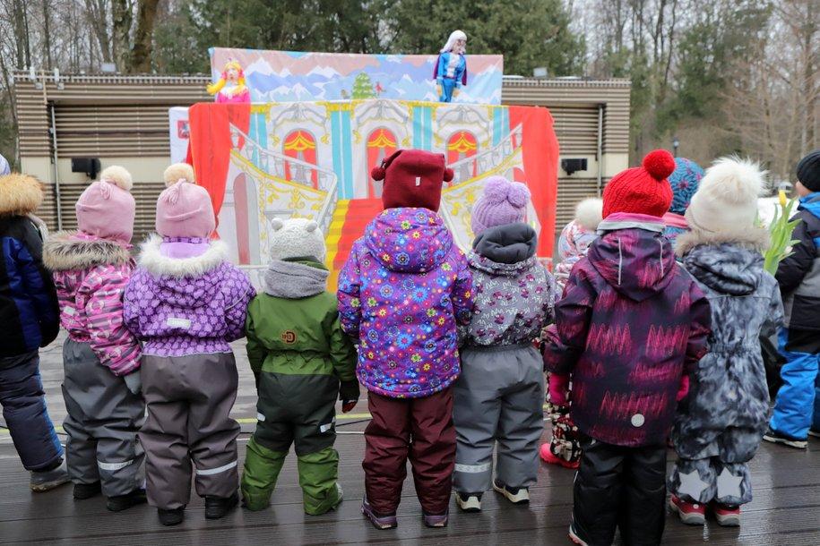 Еще один детский сад должен появиться в Саларьево до конца года — Cобянин