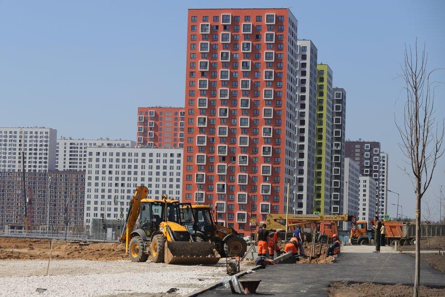 В 2020 году перевыполнены планы по вводу недвижимости и жилья
