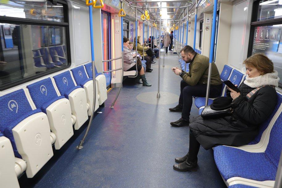 На 30% сократился пассажиропоток Московского метро за две недели