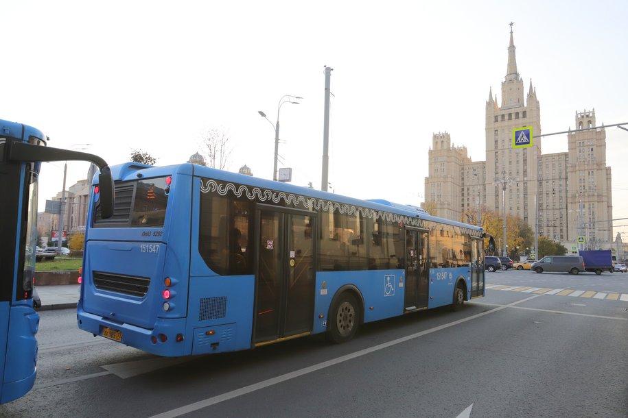 Меры безопасности усилены в московском транспорте для противодействия распространению вирусов