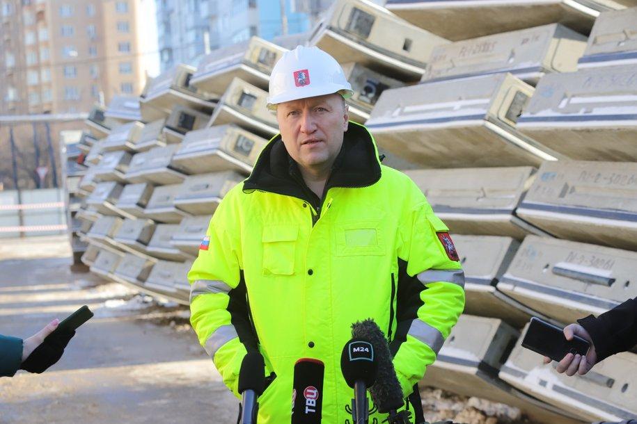 Почти 18 км линий и 7 станций метро построено в Москве в 2020 году