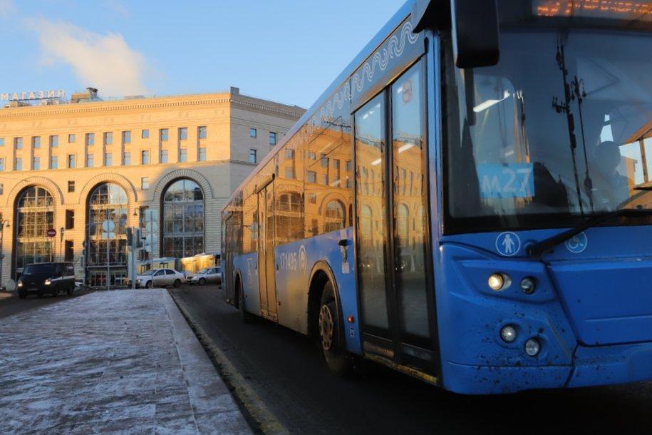 8 марта жительницы Москвы и Подмосковья смогут бесплатно ездить в общественном транспорте