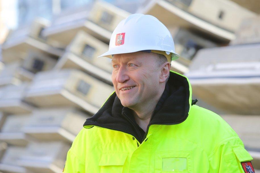 Строительство БКЛ планируют завершить раньше срока