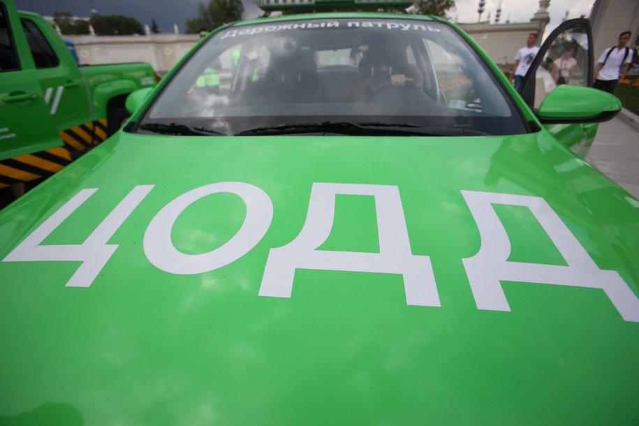 Движение в районе аварии с маршрутным такси на северо-западе Москвы не затруднено