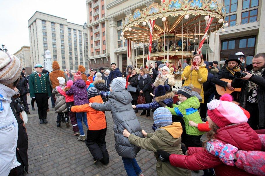 В Москве ограничат массовые мероприятия свыше 5 тыс. человек