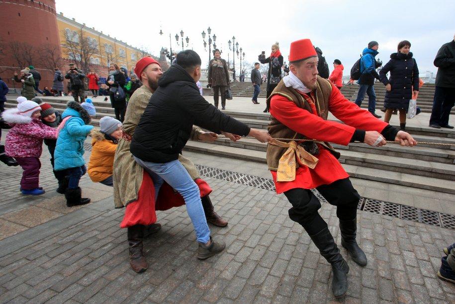 На фестивале «Крымская весна» покажут сцены из истории Крыма