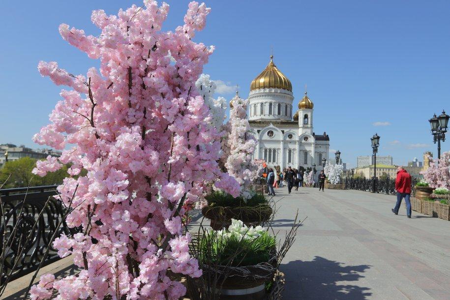 В Москве побит температурный рекорд 2002 года